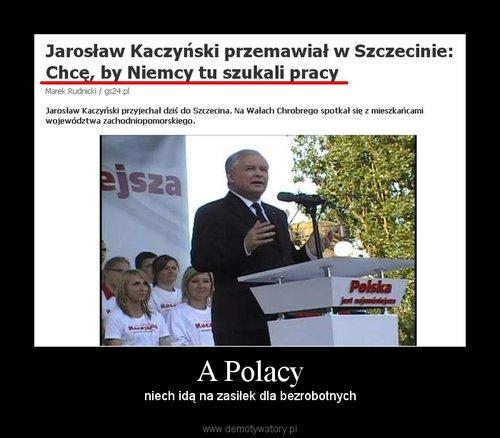 A Polacy