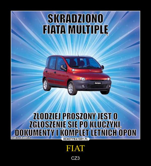 FIAT – CZ3