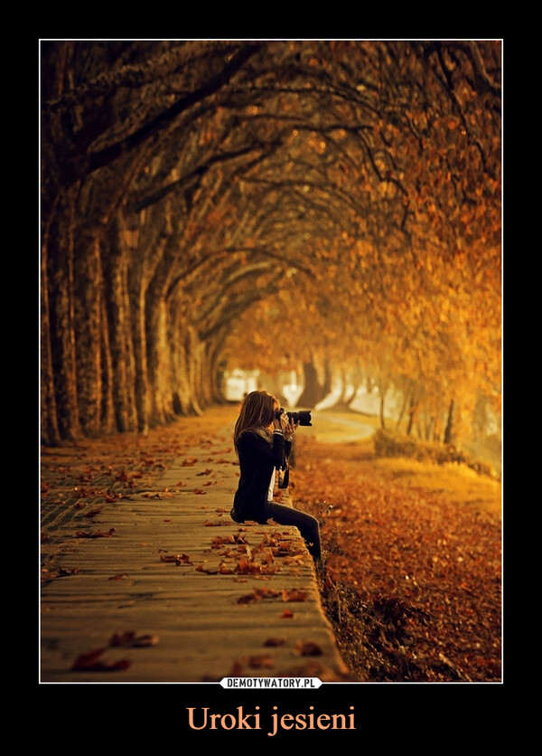 Uroki jesieni –